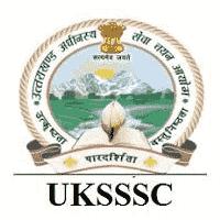 UKSSSC Notifications